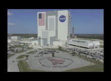Naveta spatiala din trupurile angajatilor NASA/captura video.JPG