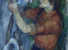 Sete, ulei pe panza de Alma Redlinger, expus la Muzeul National de Arta din Bucuresti.jpg