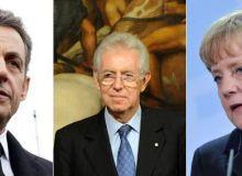 Sarkozy, Monti si Merkel/webrunner.kazeo_.com.JPG