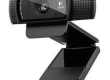 Camera web C920 de la Logitech.jpg