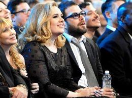 Adele si Simon Konecki