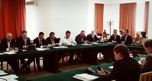Comisia juridică din Senat: Condamnaţii pentru fapte de corupţie, INCLUŞI pe lista pentru graţiere