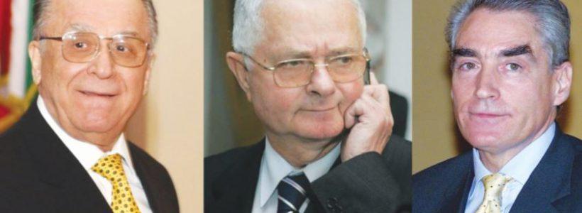 Ion Iliescu - trimis în judecată în dosarul ''Mineriada''