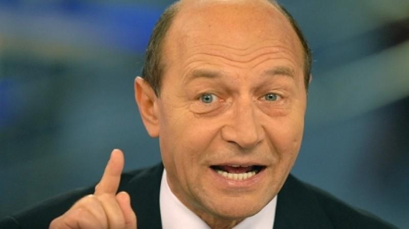 Traian Băsescu, atac fără precedent la adresa lui CTP: 'Rahat cu perje'