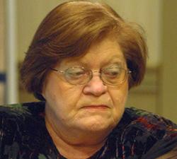 Zoe Petre a fost internată în stare gravă la spital
