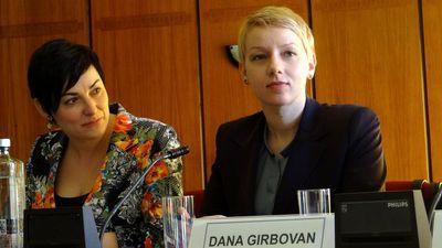 Dana Gîrbovan: Trecerea Inspecției Judiciare la minister reprezintă un regres al independenței justi