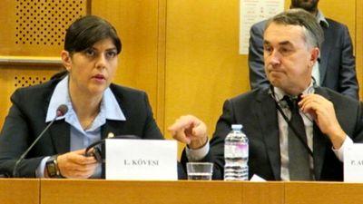 Kovesi, momente jenante în Parlamentul European