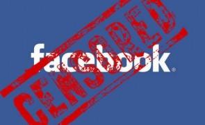 Libertatea cuvântului, cenzurată pe Facebook