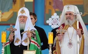 Patriarhul Chiril, mesaj la finalul vizitei în România