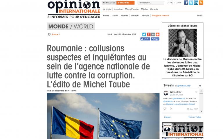 Presa franceză, semnal de alarmă privind DNA