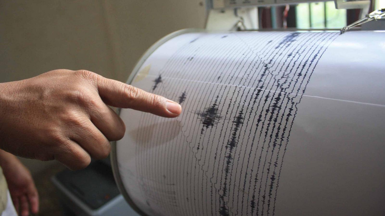Trei cutremure în zona Vrancea în ultimele 24 de ore. Ultimul s-a produs la ora 8.48