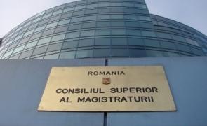 Solicitare ŞOC în plenul CSM: Un membru vrea lista cu magistraţii acoperiţi