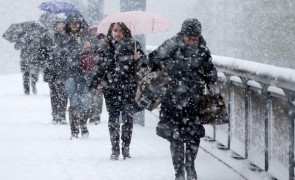 Iarna își intră în drepturi, în România: Ce anunță meteorologii