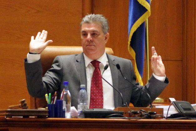 DNA: Valeriu Zgonea, trimis în judecată