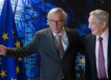 Președintele-Comisiei-Europene-Jean-Claude-Juncker-și-miliardarul-George-Soros-la-Bruxelles-QMagazine.jpg
